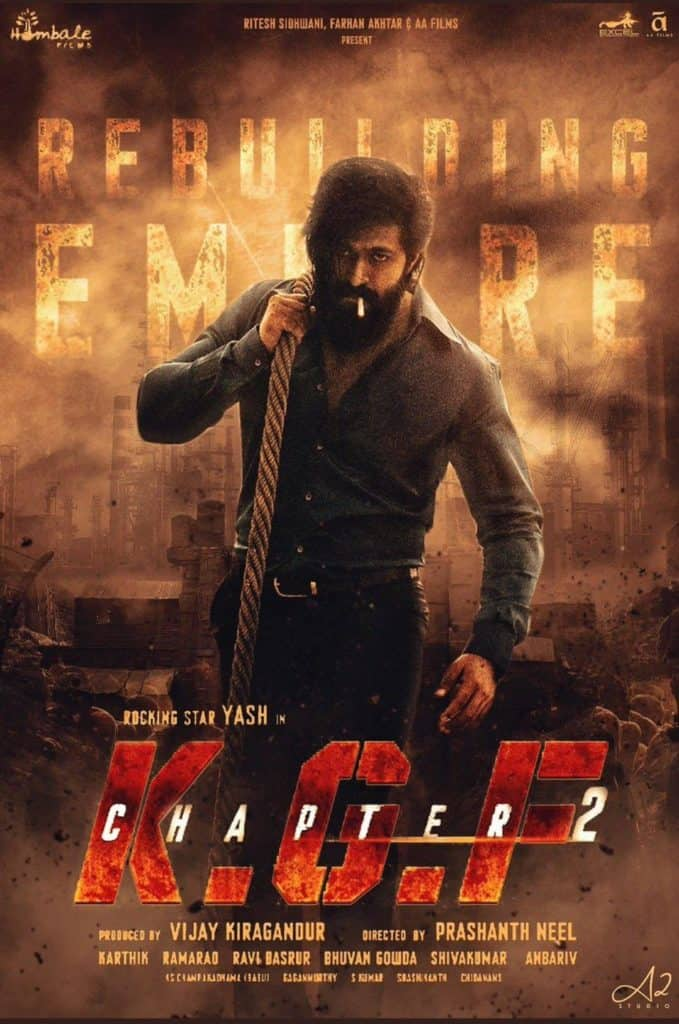KGF-chapter-2-budget